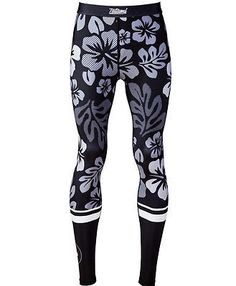TATAMI HIBISCUS SPATS FOR NOGI JIU JITSU MMA AND SUBMISSION WRESTLING A strikingly beautiful pair of spats with a digital hibiscus print design. Made from a 85/15 polyester & spandex mix, these spats