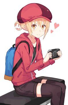 Umaru-chan (Doma Umaru) kawaii anime girl  UMR gamer girl