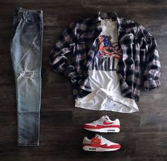Behind The Scenes By fvshionhub Dope Outfits For Guys, Swag Outfits Men, Flannel Outfits, Stylish Mens Outfits, Casual Outfits, Hype Clothing, Mens Clothing Styles, Custom Clothing, Outfit Grid