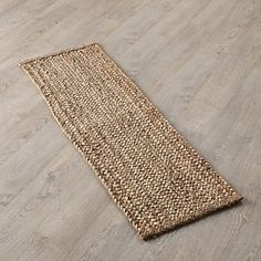 Jute Braided XL Runner from The White Company