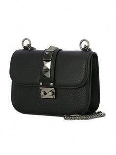 67a096941 bolsa transversal pequena preta | accessories | Bolsas femininas ...