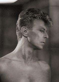 Tin Machine, July 1991. Photo by © Brian Aris.