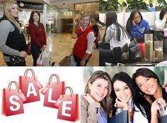 Shop in groups