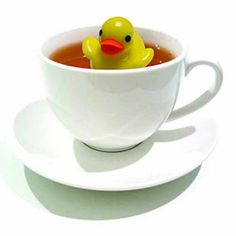 Review This!: Rubber Ducky Tea Infuser Review