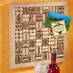 Wine Cork Board