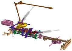 World Of Tanks, Benne, Lego Truck, Legos, Trucks, Backhoe Loader, Lego Projects, Tray, Lego