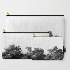 treetops Carry-All Pouch