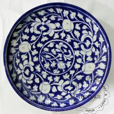 middle eastern blue ware