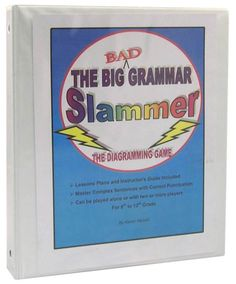 Big Bad Grammar Slammer: The Easy Diagramming Game