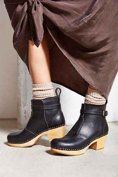 Swedish Hasbeens Jodhpur Boot