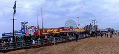 Coney Island New York City Brooklyn New by WeBeCurryPhotography, $30.00