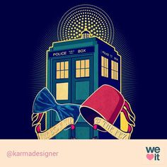 https://www.teepublic.com/user/karmadesigner #doctorwho #mattsmith #tardisblue #tardis #timelord #geronimo #fez (scheduled via http://www.tailwindapp.com?utm_source=pinterest&utm_medium=twpin&utm_content=post53278698&utm_campaign=scheduler_attribution)
