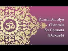 Explore the true state of the jnani, I AM teachings, Self Inquiry and more by joining Pamela Aaralyn as she channels Sri Ramana Maharshi. Ramana Maharshi, Meditation Cushion, Channel, Veil, Youtube, Blog, Life, Peplum, Youtubers