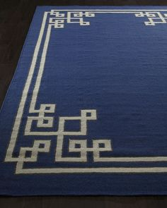 Rug in different color