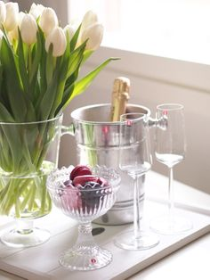 Iittala Essence. Via lili's.