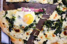 Pizza Florentine | Rux Cooks