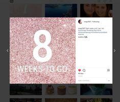 8 Week Wedding Countdown - Instagram Posts - Pink Wedding Trends, Wedding Tips, Wedding Couples, Wedding Planning, Wedding Day, Wedding Hacks, Wedding Reception Food, Wedding Ceremony Programs, Religious Rituals