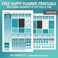 Planner Stickers - Are You Seeking Information Regarding Time Management Planning? Free Planner, Planner Pages, Happy Planner, Planner Ideas, 2017 Planner, Planner Diy, Planner Supplies, Budget Planner, Planner Inserts
