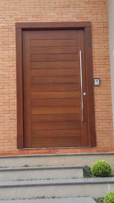 new Ideas for main entrance door interior Modern Entrance Door, Main Entrance Door Design, Modern Wooden Doors, House Entrance, Entrance Gates, Bedroom Door Design, Door Design Interior, House Main Door, Wooden Front Door Design