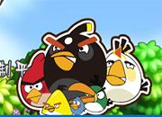 Angry Birds Equilibrium