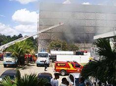 G1 - Incêndio atinge Hospital Carlos Macieira, em São Luís - notícias em Maranhão