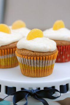 Sweet Tea Cupcakes