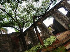 Ianna lopez: Fort Santiago is part of the structures of the walled city of Manila Intramuros. Fort Santiago, Intramuros, Walled City, Manila, Plants, Plant, Planets
