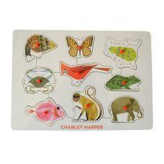 Puzzle Charley Harper AMMO BOOKS