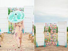 Les plus belles arches de mariage pour une cérémonie religieuse chargée en émotion - Kerinsa Marie Photography