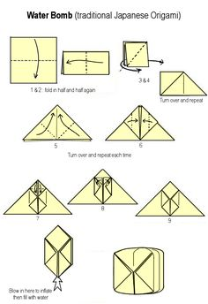 Step Step Making Origami - - Yahoo Image Search Results