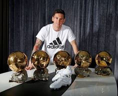 Got respect for you. But Cristiano Ronaldo is still the complete package