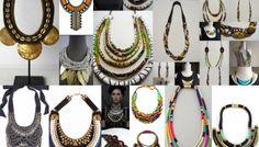 Sélection : statement necklace
