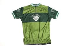 Dempsey's Classique Jersey (Solo Cyclewear) — lovely but zipper way too short