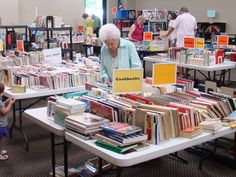 Williamson County Public Library hosts cheap book sale  in November