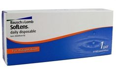 Bausch and Lomb Soflens Daily Disposable Toric for Astigmatism 30 Packs (USD Low Lights, Health Benefits, Lenses, Packing, Bag Packaging