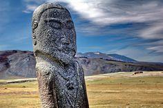 Balbal stone
