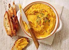 10 recipes of vegetable hummus - - Dorian Cuisine, A Food, Food And Drink, Roasted Carrots, Vegetable Recipes, Food Inspiration, Food Print, Food Processor Recipes, Salsa