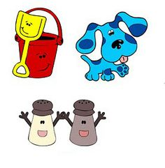 Blue's Clues Free Svg Files