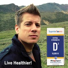 The Benefits of Vitamin D for Men