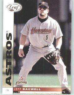 2002 Leaf #73 Jeff Bagwell - Houston Astros (Baseball Cards) by Leaf. $0.88…