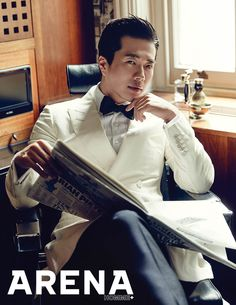 Kwon Sang Woo - Arena Homme Plus Magazine February Issue '15