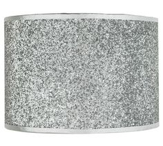 Buy HOME Sparkling Fabric Shade - Silver at Argos.co.uk, visit Argos.co.uk to shop online for Lamp shades, Lighting, Home and garden