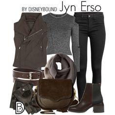 Disney Bound - Jyn Erso (Rogue One)