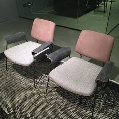 Contemporary Chairs On Show At Baxter Contemporary Chairs, Contemporary  Living Rooms, Beautiful Living Rooms