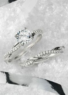 b30383e8f477c4 14K White Gold Over Round Cut Ladies Diamond Engagement Wedding Bridal Ring  Set  2jewelauction  WeddingEngagementAnniversaryBridalSet  Weddingrings