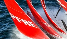 Volvo Ocean Race, Aarhus, Surfboard, 18th, Sailing Yachts, Sailboats, Water, Design, Candle