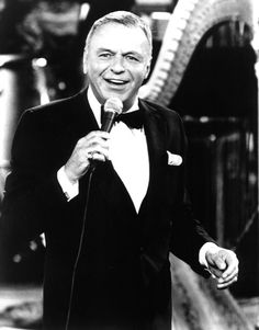 Francis Albert Sinatra (1915 –1998) was born in Hoboken, New Jersey and was the only child of Italian immigrants, Natalina Garaventa and Antonino Martino Sinatra.