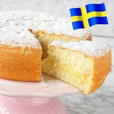 Swedish Recipes, Sweet Recipes, No Bake Desserts, Dessert Recipes, Baking Recipes, Cookie Recipes, Grandma Cookies, Bun Recipe, Food And Drink