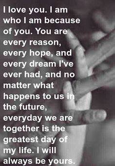 I will always be Y❤️URS....