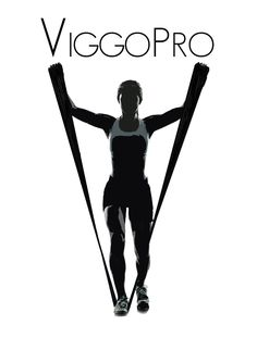 #ViggoPro Resistance Bands, available at ViggoProductions.com and Amazon. On Sale Now!